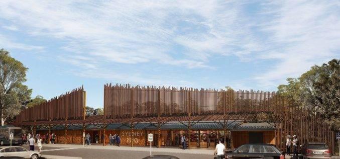 В новом высокотехнологичном Австралийском зоопарке животных будут кормить с помощью дронов