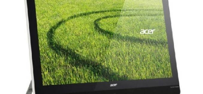 Acer Aspire Z3-600: 21.5″ моноблок на Intel Bay Trail-D