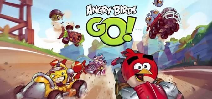 Rovio анонсировала аркадную гонку Angry Birds GO (видео)