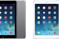 Планшет iPad Air поступил в продажу