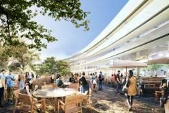 «Космический» интерьер нового кампуса Apple (фото)
