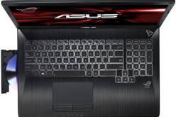 Ноутбук Asus G750JZ получил мобильную видеокарту Nvidia GeForce GTX 880M с 4 Гб памяти