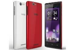 Benq официально представила два своих первых смартфона