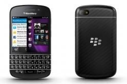 Большинство новых смартфонов BlackBerry получат QWERTY-клавиатуру