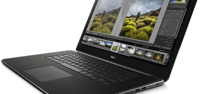 Dell Precision M3800 — мобильная рабочая станция с 15.6″ дисплеем 3200×1800