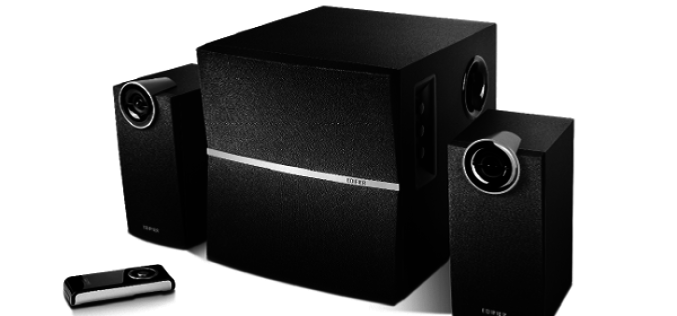Edifier M3250 — модный дизайн и мощный звук