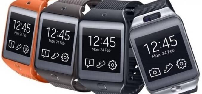 Samsung официально представила «умные» часы Gear 2 и Gear 2 Neo (MWC 2014)