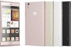 Пресс-фото смартфона Huawei Ascend P7 засветилось с сети