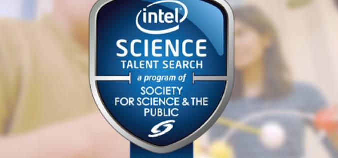 40 американских старшеклассников стали финалистами конкурса Intel Science Talent Search 2014