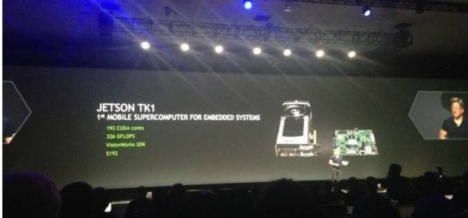 ZOTAC представила комплект для разработчиков Jetson TK1
