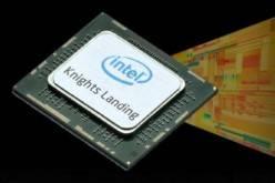 Intel анонсировала автономный процессор с 72 ядрами