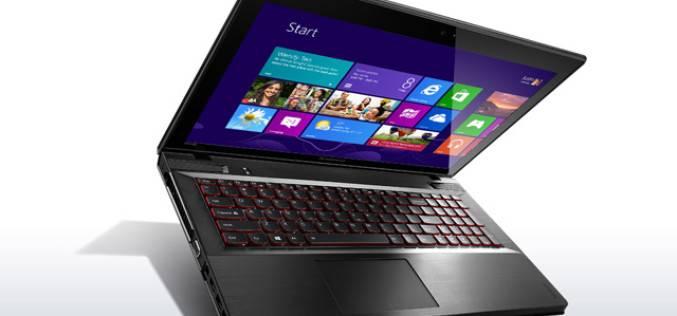 Ноутбук Lenovo IdeaPad Y510 получил 4-ядерный CPU Intel Haswell Bridge и два GPU GeForce GT750M