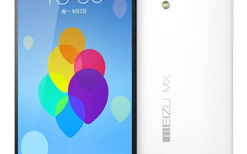 Смартфон Meizu MX3 со 128 Гб памяти поступил в продажу