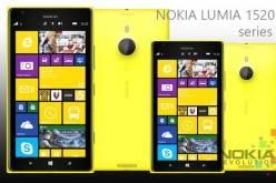 Nokia готовит к выпуску мини-версию планшетофона Lumia 1520