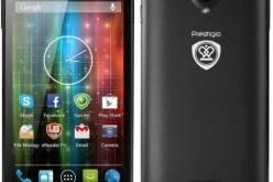 Prestigio начинает продажи смартфона MultiPhone 5450 DUO