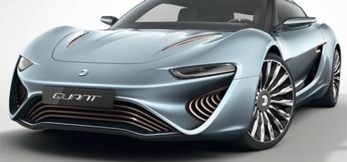 Революционный электромобиль Quant e-Sportlimousine