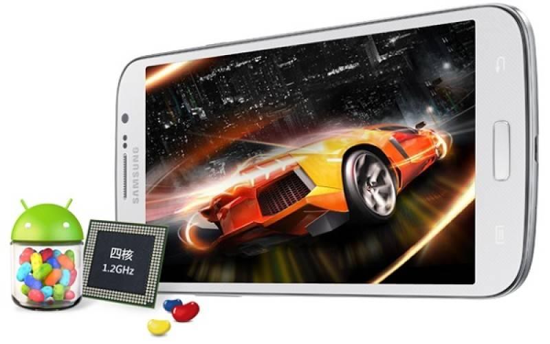 Планшетофон Samsung Galaxy Mega Plus получил 4-ядерный процессор