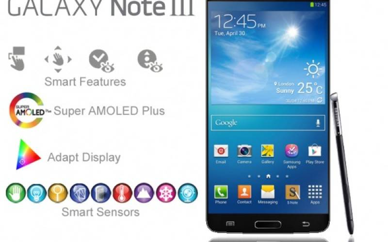 Samsung Galaxy Note 3 получил новый, еще больший дисплей