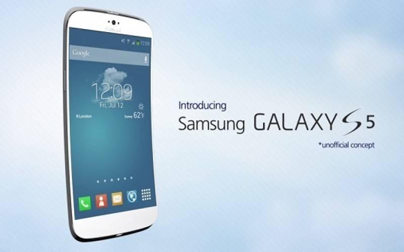 Samsung Galaxy S5: гибкий 2К-дисплей и 64-битный 8-ядерный процессор (фото+видео)