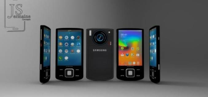Samsung Galaxy Innov8: смартфон-«слайдер» на базе ОС Tizen (фото+видео)