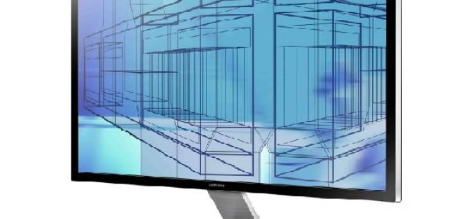 Samsung U28D590 — 28″ монитор с разрешением Ultra HD