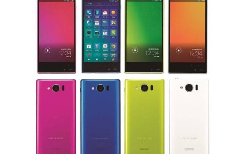 Sharp Aquos mini SHL24 — первый в мире Android-смартфон с 4.5″ FullHD-дисплеем