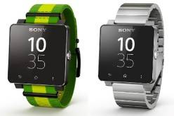 Спецверсия Sony SmartWatch 2 к ЧМ по футболу 2014 года
