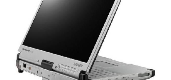 Panasonic представила обновленный ноутбук Toughbook CF-C2