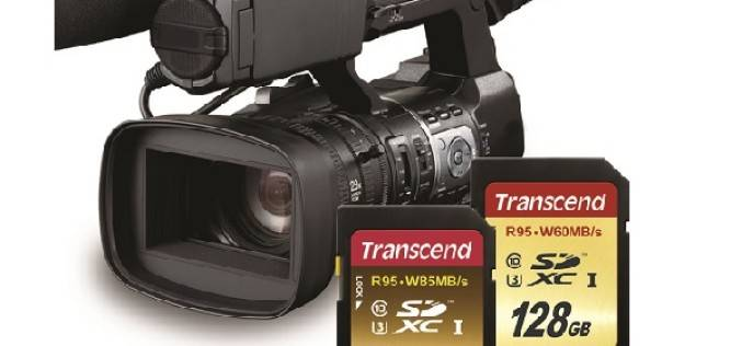 Transcend представила карты памяти SDXC/SDHC UHS-I Speed Class 3, позволяющие записывать видео в формате 4K
