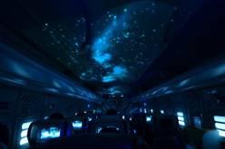Star Fighter — автобус в космическом стиле (фото)