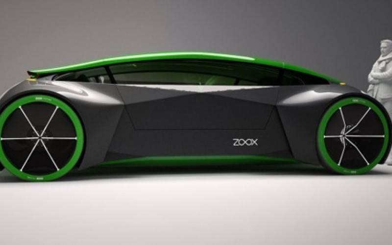 Zoox Boz — автономный электромобиль будущего (фото)