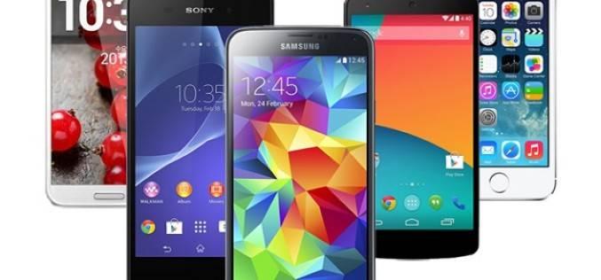 Сравнение характеристик Samsung Galaxy S5, Sony Xperia Z2, HTC One, Nexus 5 и LG G Pro 2