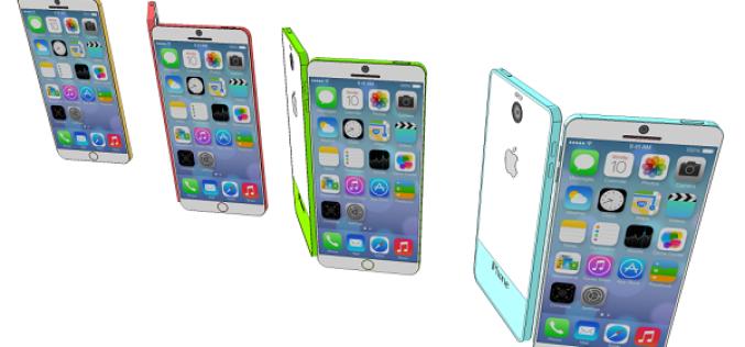 Концепт смартфона iPhone 6C с 4.7″ экраном (фото)