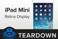 iFixit добралась до iPad mini Retina (видео)