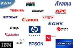 Истории возникновения названий крупных компьютерных фирм