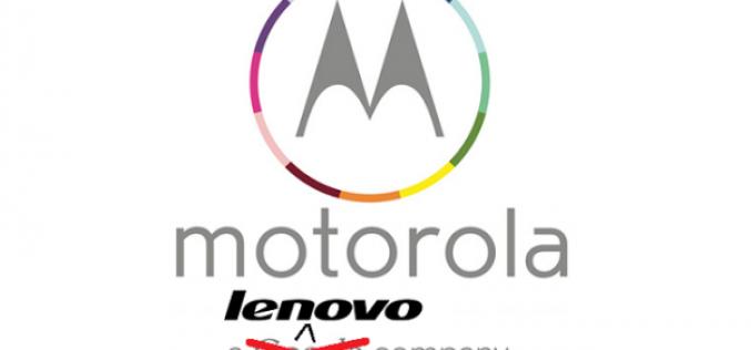 Google продаёт Motorola китайской Lenovo