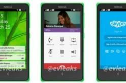 Смартфон Nokia X обрастает новыми подробностями