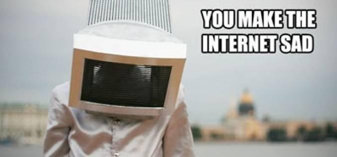 Интернет есть, а счастья нет! Почему?