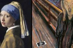 Современные технологии в классической живописи (фото)