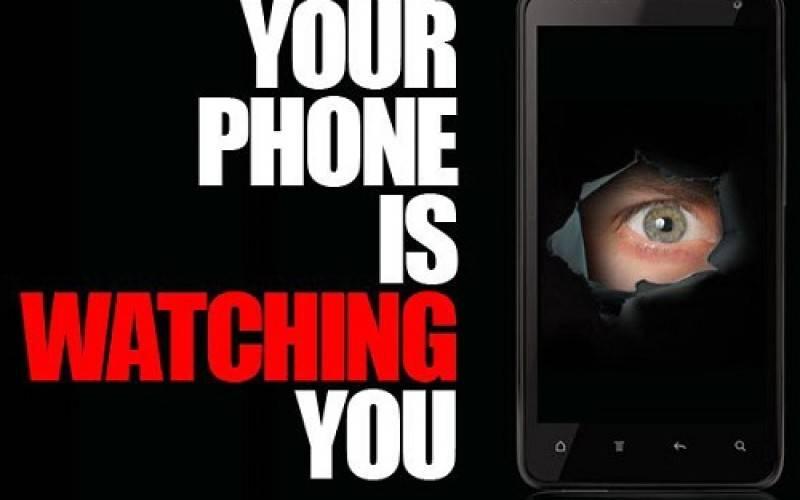 Смартфоны отслеживают передвижение пользователей на скрытой карте