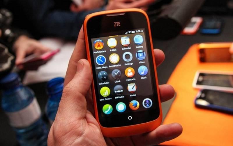Смартфон ZTE Open C на базе Firefox OS получит CPU Snapdragon 200 и HD-дисплей